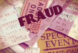 Concert Ticket Fraud