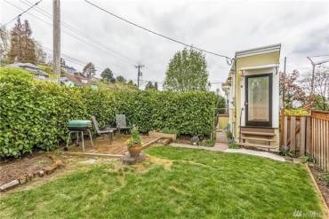 Tiny Home - 55 inches Wide - Listed at $519,900