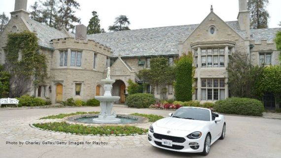 Twinkies Owner Buys Playboy Mansion