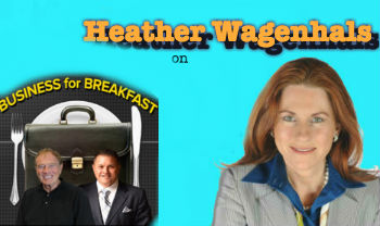 Money Radio Interviews Heather Wagenhals on Wi-Fi Protection