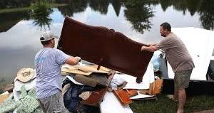 Louisiana Flood Victim Scam