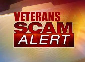 Top 5 Veteran Scams