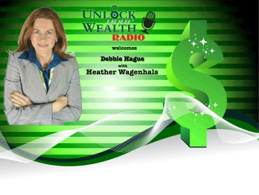 Online Trading revealed on UYWRadio by Debbie Hague