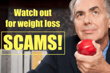 watch out for weight loss scams from the FTC and Heather Wagenhals