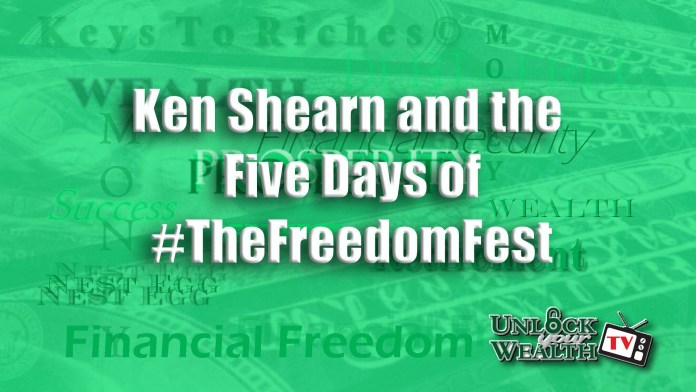 Freedom Fest Interviews Continue with Unlock Your Wealth Radio