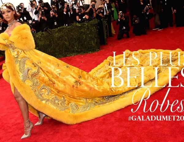 Les plus belles robes du Gala du MET 2015