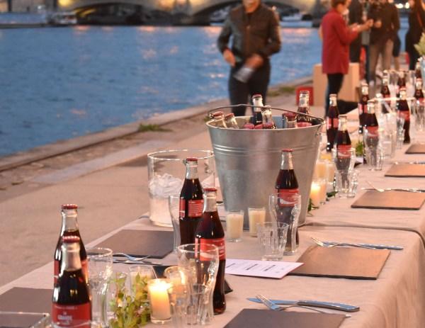 La grande tablée: le dernier diner de l'été.