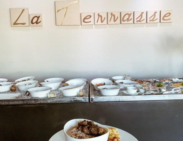 Petit déjeuner au Carlton Madagascar