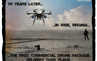 Cargo Delivery Drones – Flying Soon Near You