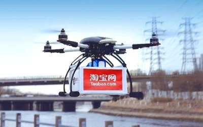 Getting the Par-TEA Started: Alibaba Tests Parcel Delivery Drones in China