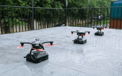 Chinese Supermarket Delivery Drone?