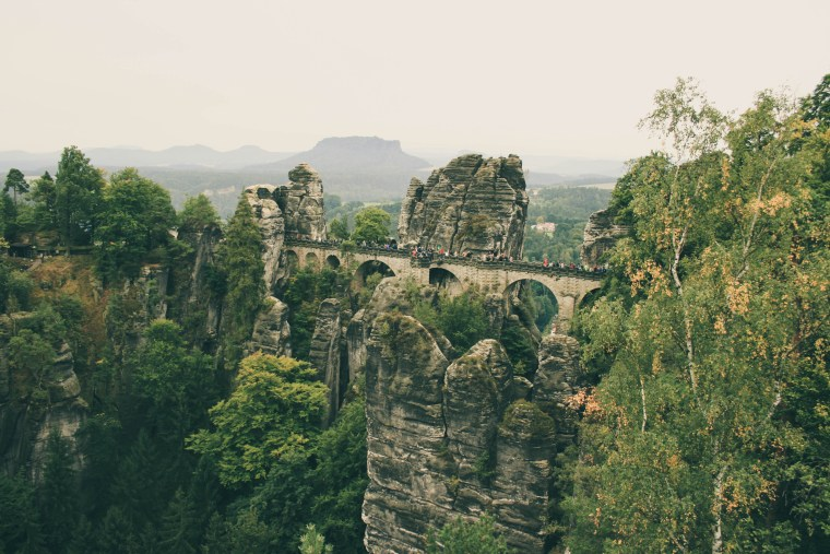 best fall hikes saxon switzerland