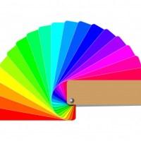 Telas por color