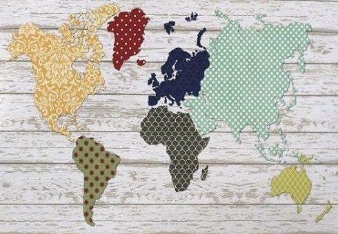 Historia del Patchwork. El Quilt según regiones y países