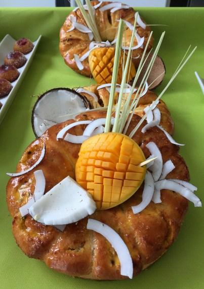 The Passion Fruit Mango Brioche