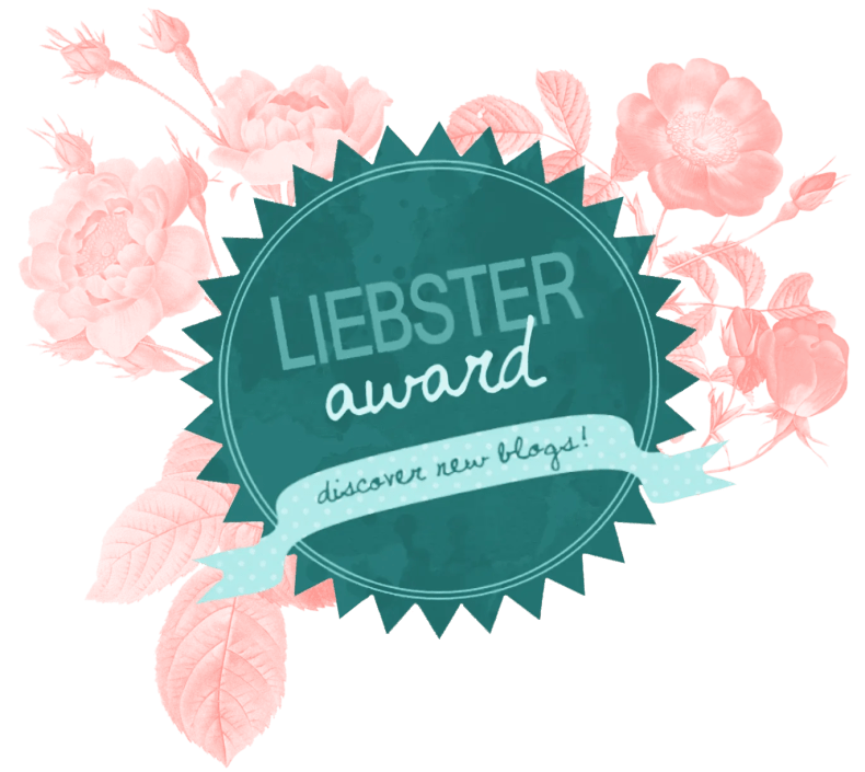 #LeibsterAward. The Liebster #Award is to support and #encouragement bloggers. Your #blog i#inspires me.