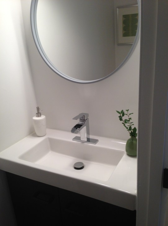 a glimpse at the EQ3 mirror