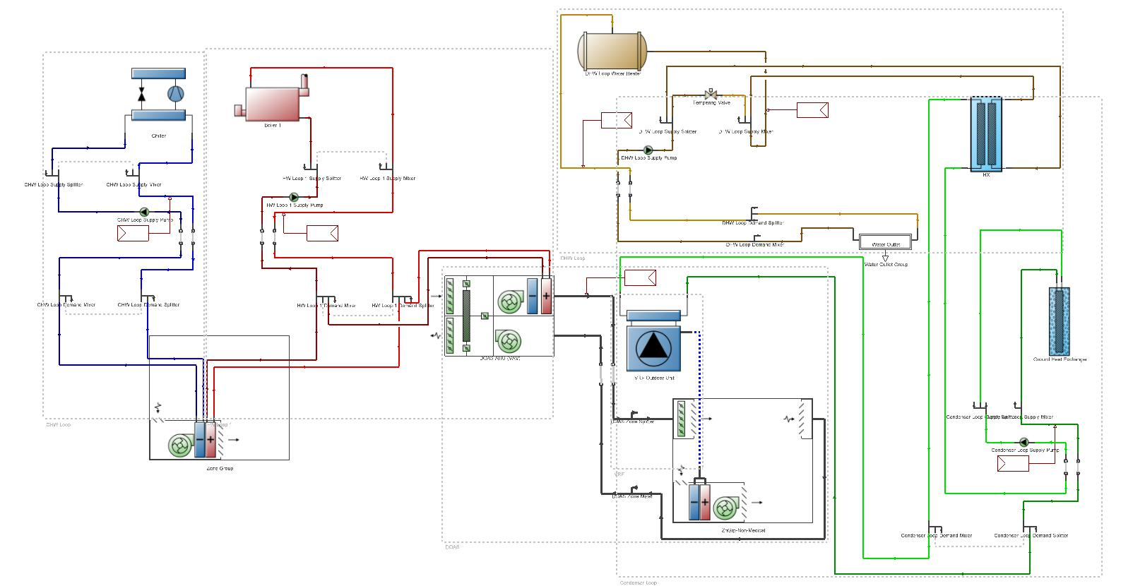 hight resolution of what is a good software to draw hvac equipments plan unmet hours hvac diagram drawing