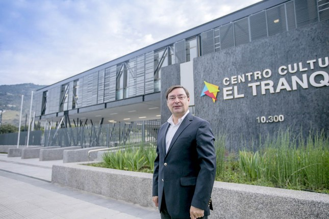 Alcalde de Lo Barnechea - Felipe Guevara