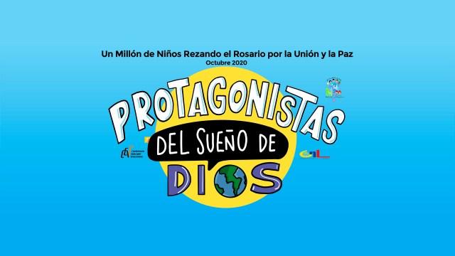 Un millón de niños rezando el rosario 2020