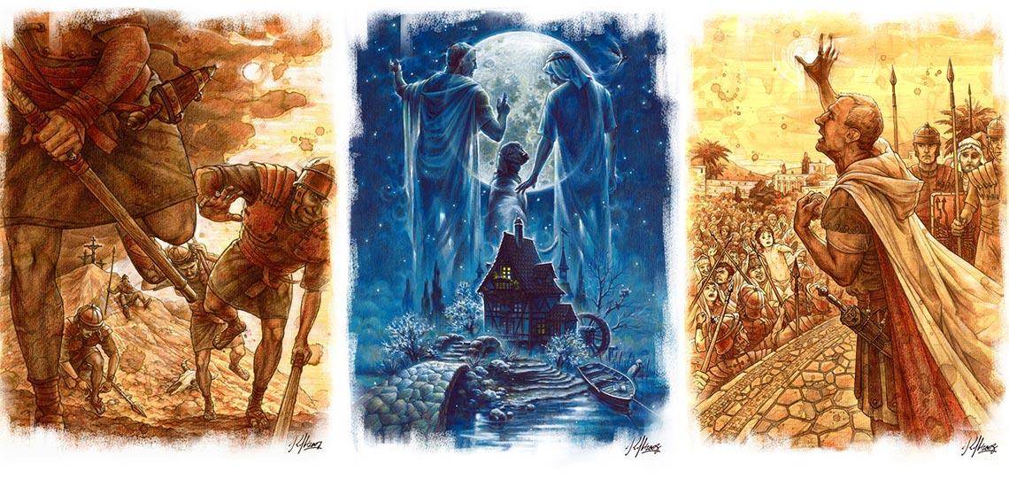 Иллюстрации Николая Королёва