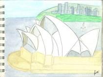 Òpera de Sydney, Austràlia - 1 de gener de 2015