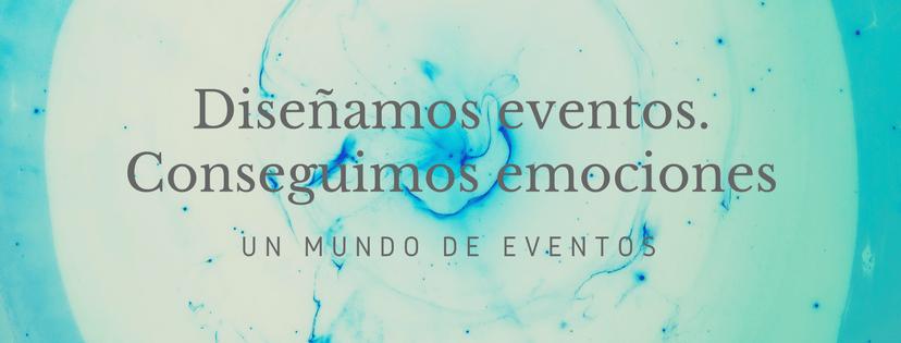 Bienvenidos al blog de Un Mundo de Eventos