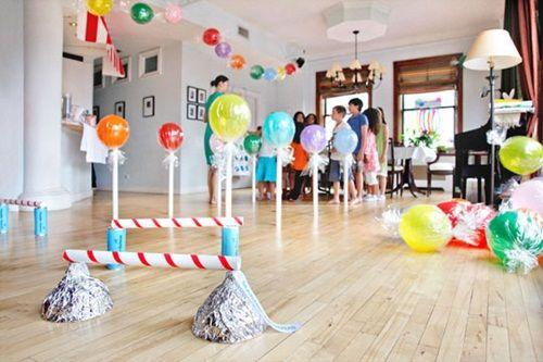 Juegos Para Fiestas Infantiles Un Mundo De Eventos