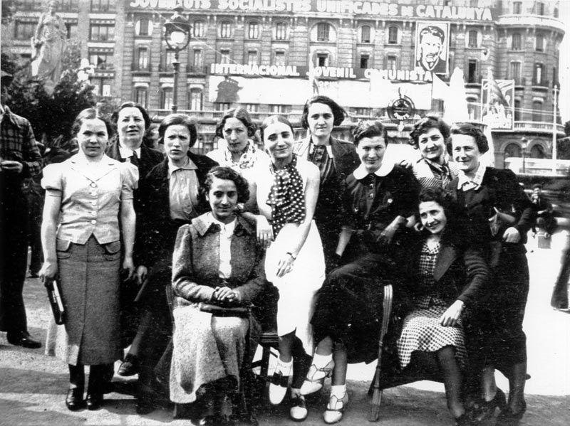Mujeres en la Historia de Barcelona
