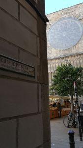 UME-Ruta por el gótico con Conchita