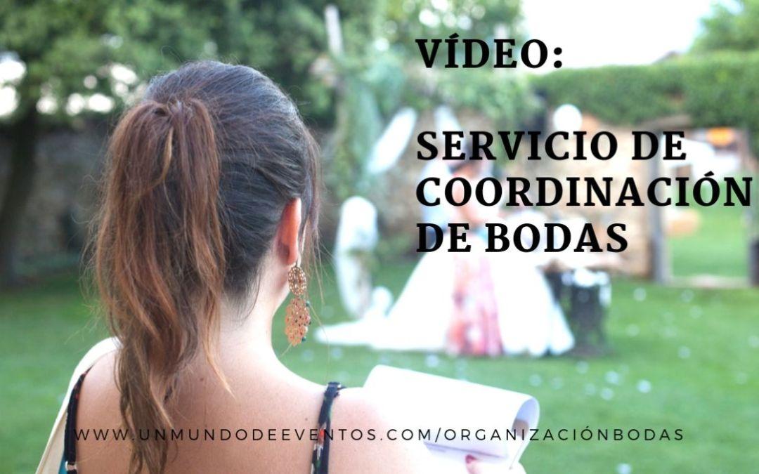 Vídeo: Qué es y en qué consiste el servicio de coordinación de bodas