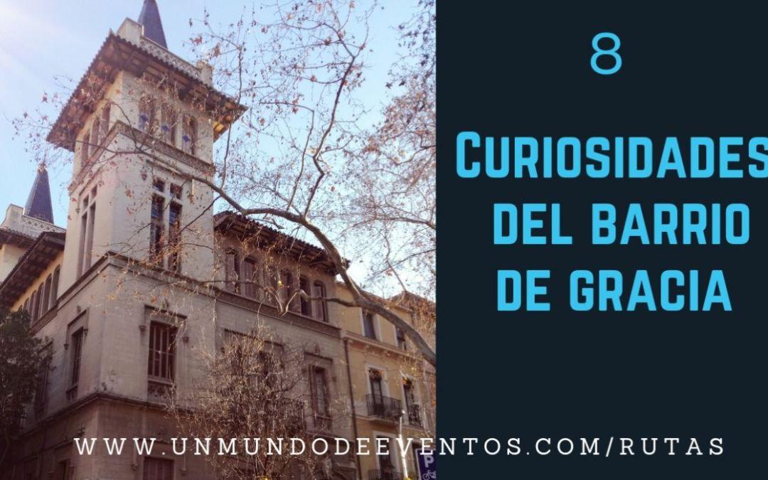 8 curiosidades sobre Gracia