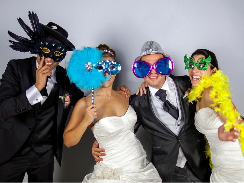 Un Mundo de Eventos. Photocall o Photobooth