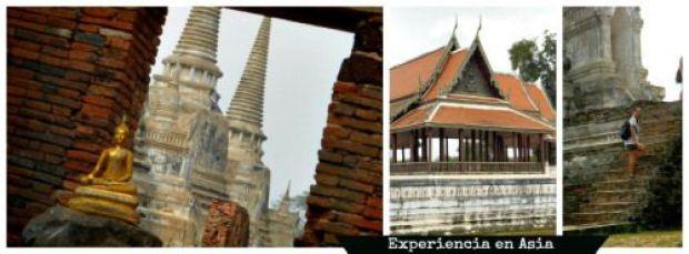 Ayutthaya ancient city