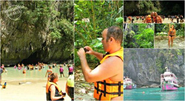 cueva esmeralda tailandia