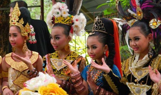 danzas asia