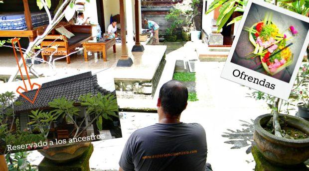 experiencia en Bali