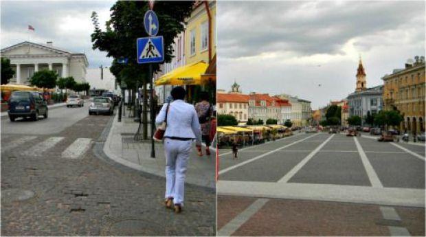Vokieciu Street