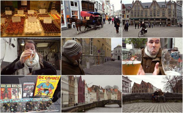 turismo en belgica
