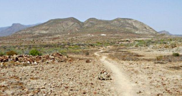 montaña guaza