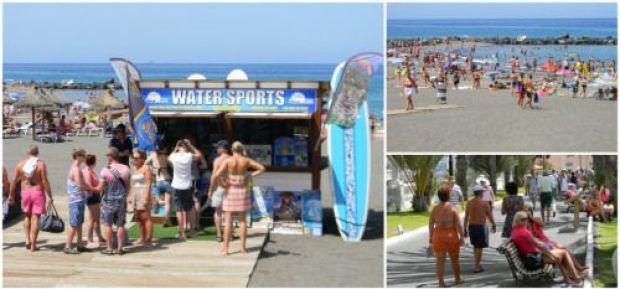 Tenerife playa Las américas