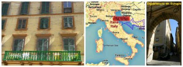 experiencia en europa italia