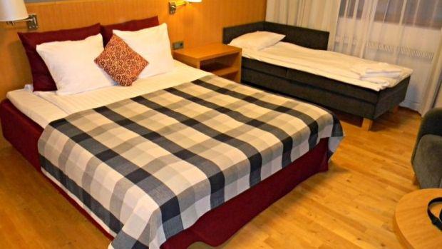 habitación Original Sokos Hotel Presidentti