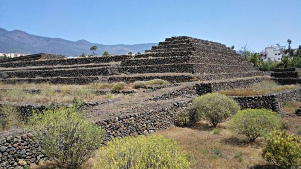 Piramides de Güímar