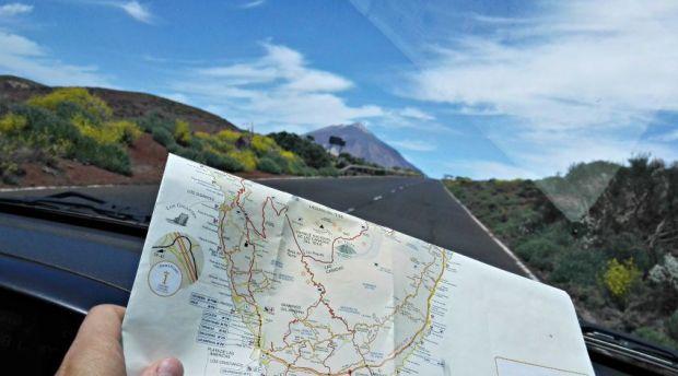 Tenerife en coche