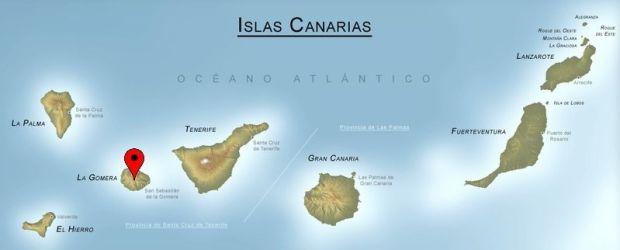 islas canarias la gomera
