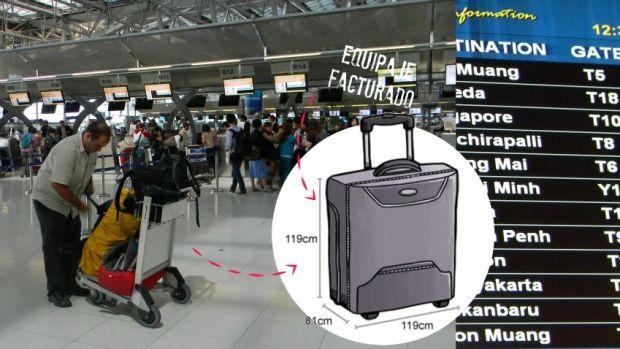 air asia equipaje permitido