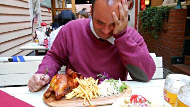comer en varsovia