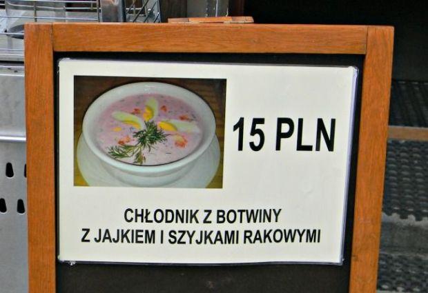 que comer en varsovia