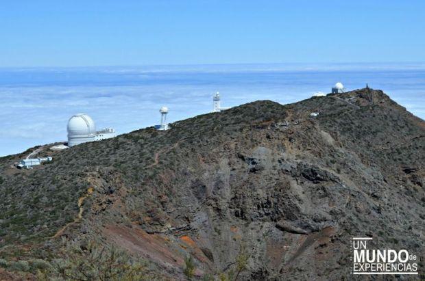 la palma telescopios